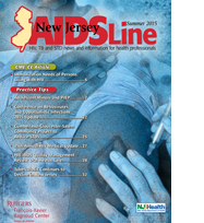 cover of NJ AIDSLine