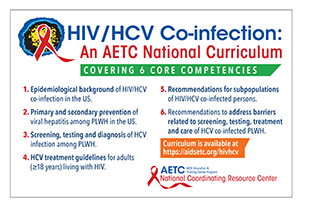 click here to go to HIV/HCV Curriculum
